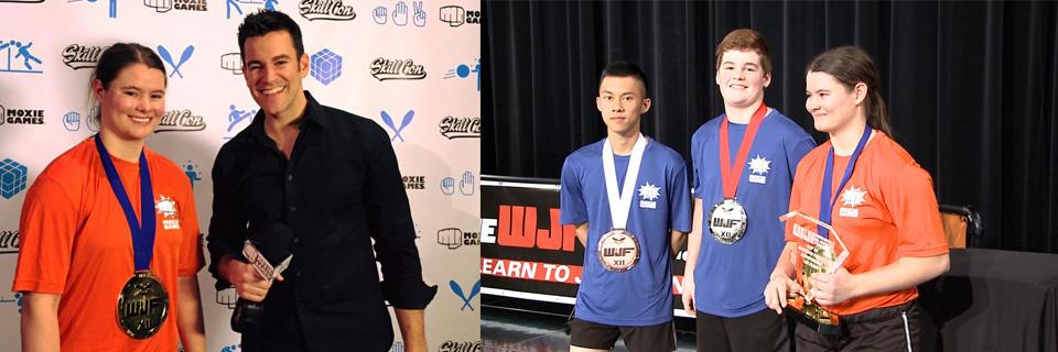 WJF 12 Champions