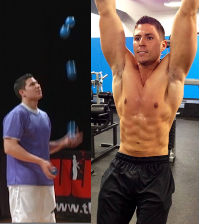 From Juggling to Bodybuilding