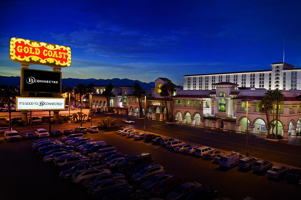 Gold Coast Exterior Las Vegas Nevada