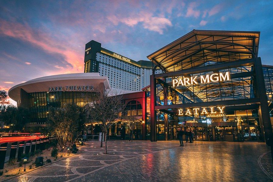 Park MGM Exterior Las Vegas Nevada